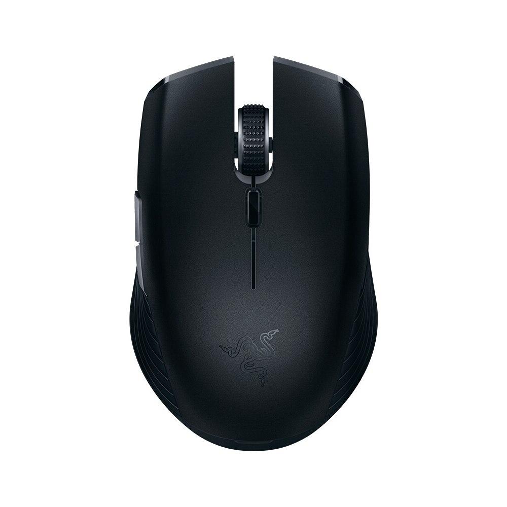 Razer Atheris Bt souris sans fil Ambidextre Mini Portable Gaming Mouse 7200 DPI capteur optique 2.4 GHz pour Travail