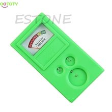 Plastic Button Watch Repair Coin Cell Battery Power Checker Test Tester Tool