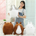 25cm Super Cute Rabbit Bear Plush Toy Doll Lovely Gift for Girlfriend