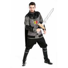 Pirate costume Greece Imperial Soldier halloween costume for men adult disfraces adultos medieval victorian dress disfraz hombre