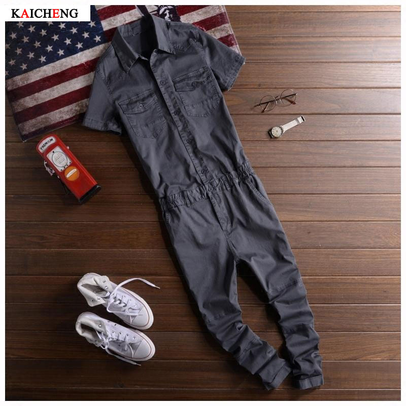 Male Suspenders 2016 New Casual Denim OverallsDark gray Jeans Pockets Men's Bib Jeans Boyfriend Jeans Jumpsuits male suspenders 2017 new casual black denim overalls jeans pockets men s bib jeans boyfriend jeans jumpsuits