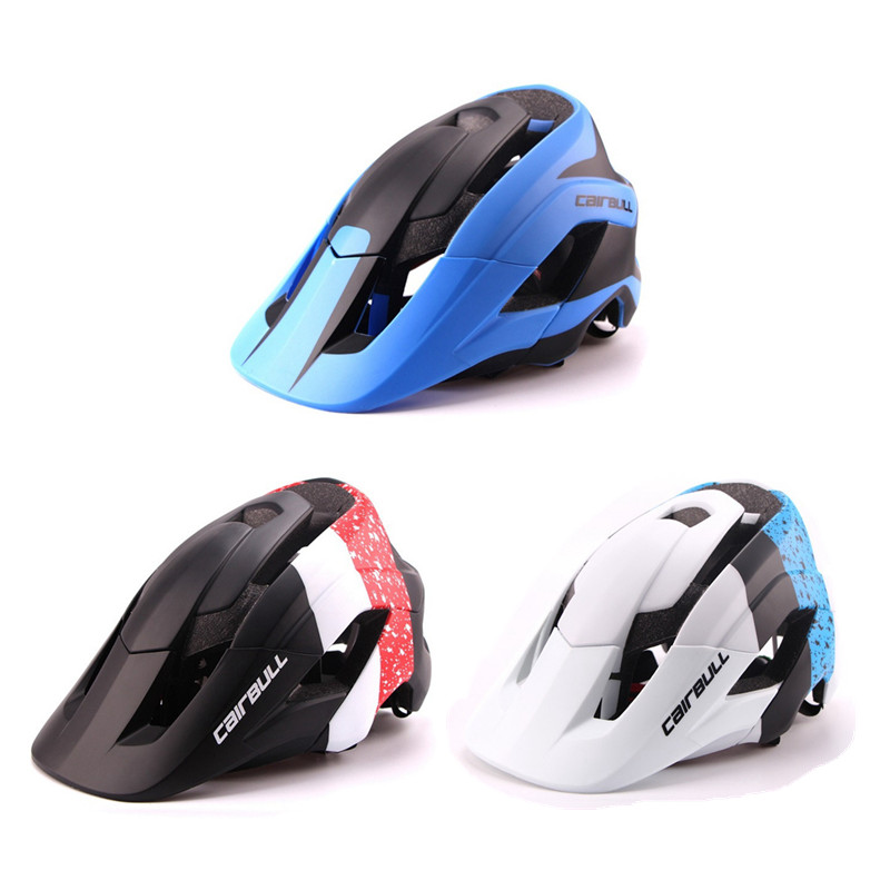 CAIRBULL 2018 Classic 9Color Casco Ciclismo Men Women MTB Cycling Helmet  Bicycle Mountain Helmet High Qualiy PC+EPS Bike HelmetCAIRBULL 2018 Classic 9Color Casco Ciclismo Men Women MTB Cycling Helmet  Bicycle Mountain Helmet High Qualiy PC+EPS Bike Helmet