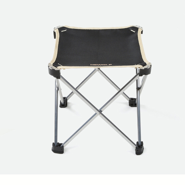 Outdoor Folding Fishing Chair Tripod Portable Picnic Campingl Seat Hiking  Barbecue Garden Stool Wholesale Tripod Aluminum