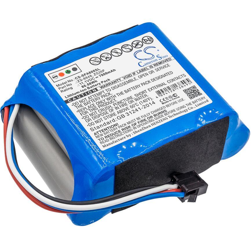 Cameron Sino 7800 mah batterie pour AI-6 dincendie de SIGNAL SA-2 batteries de ZS-8848 ZS26FCameron Sino 7800 mah batterie pour AI-6 dincendie de SIGNAL SA-2 batteries de ZS-8848 ZS26F