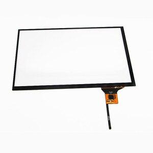 10,1-дюймовый емкостный сенсорный 16:10 с поддержкой интерфейса IIC I2C 10-точечный сенсорный 6P кабель для ЖК-дисплея с разрешением 1280*800