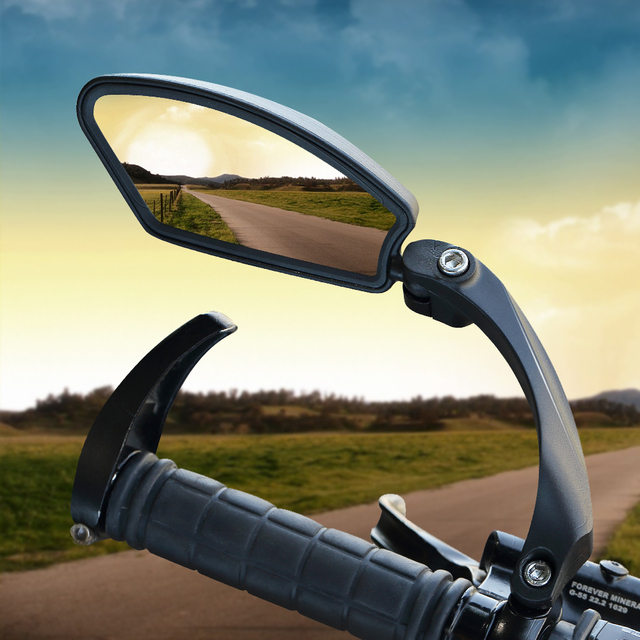 a1d497f52ff Bicycle Mirror MTB Road Bike Rear View Mirror Cycling Handlebar Back Eye  Blind Spot Mirror Flexible Safety Rearview Bike Mirrors