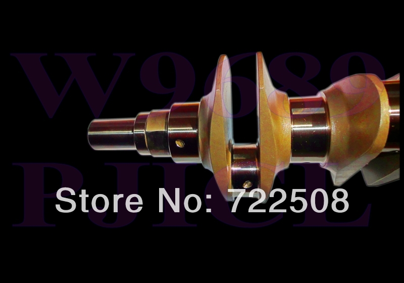 crankshaft forged billet 4340 for sti ej20 ej25 wrx impreza high performance racing car engine free shipping quality warranty vr racing light weight aluminum crankshaft crank pulley for subaru impreza wrx sti vr cp013