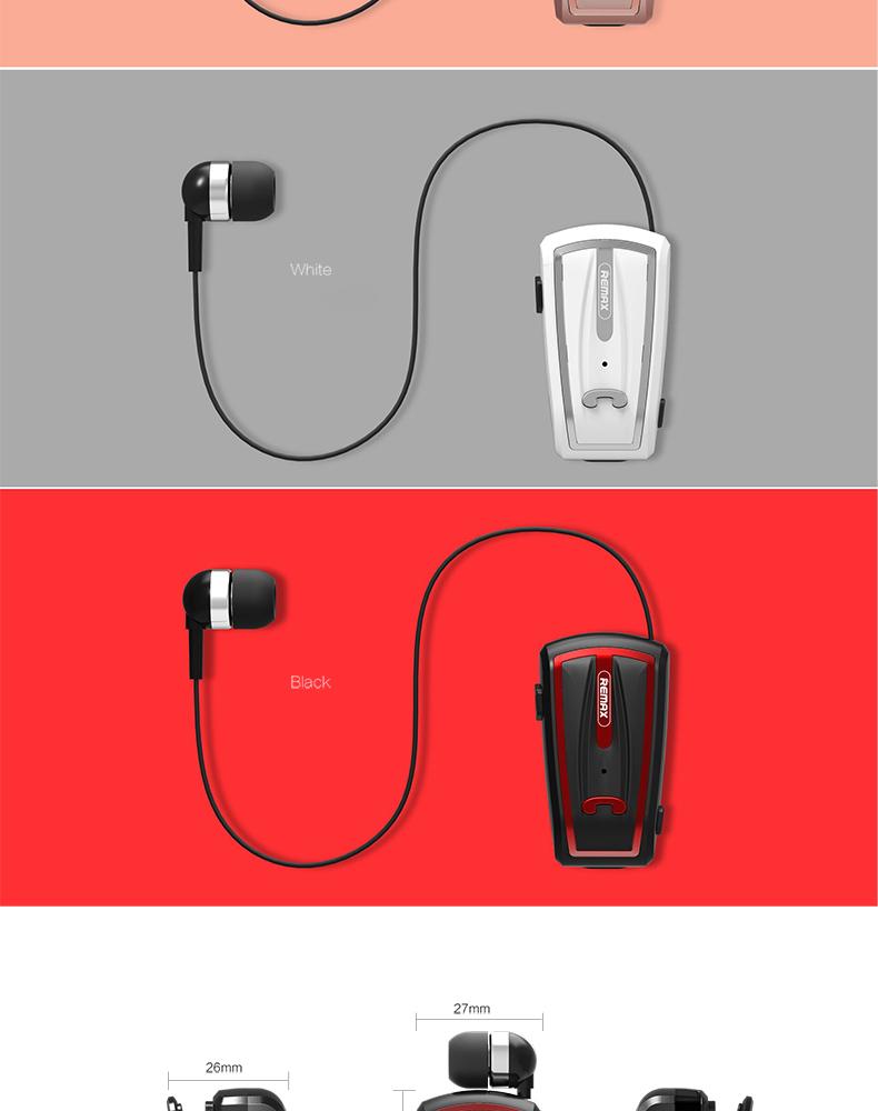 Jual Murah Handsfree In Earphone Bluetooth Remax Rb T9 Business Jaket Reguler Soft Shell Pria Cozmeed Schura Hitam T12 Collar Clip Headset Super Long Standby Original