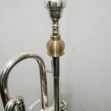 Труба Вибрационный усилитель латунный инструмент увеличение вибрации