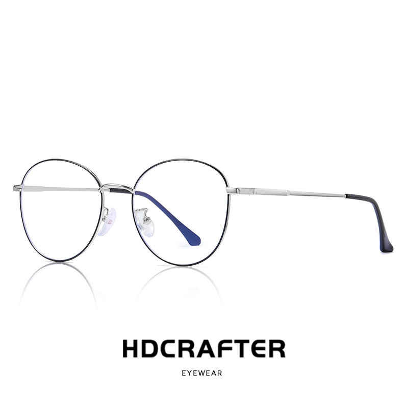 Computer Glasses Women Men Anti Blue Light Radiation Nerd Points for Computer Work Home Gaming Eye Protect from Ray