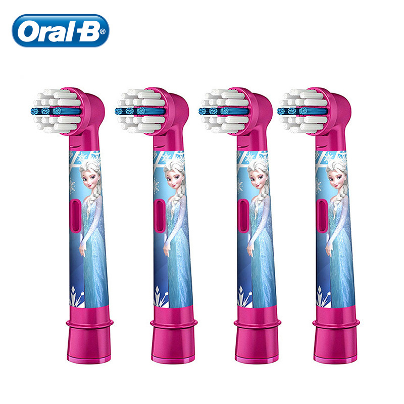Replacement Toothbrush Heads Children Nozzle For Toothbrush Kids Heads For Toothbrush Oral B Oral Support B Brush Head Oral B image