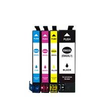 Einkshop  For Epson T802 T802xl Ink Cartridge WorkForce WF-4720 WF-4730 WF-4734 WF-4740 WF-4745 Stylus printer ink