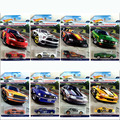 Hot Wheels FORD MUSTANG SERIES 1:64 Alloy small car Baby Toy 8pcs/set classic car Special type for collection limit edition