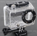 Suptig Underwater 35m gopro Waterproof  Case Housing with Glass Lens for Gopro 2 hero 2 ,free shipping