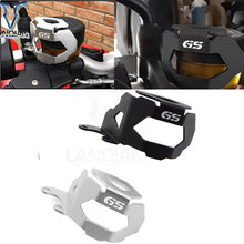 Motorcycle Aluminum Front Brake Fluid Reservoir Guard Cover Protect For BMW F800GS  2013 2014 2015 2016 2017 2018