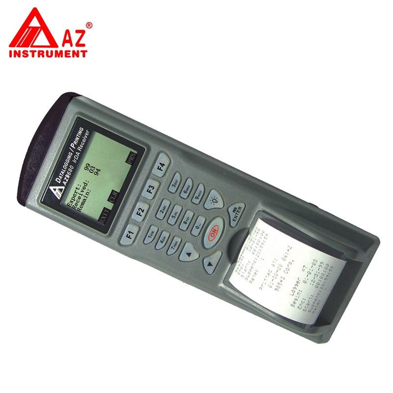 AZ9680 Portable List hygrometer, temperature and humidity mes