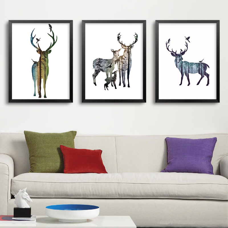 Animal Print Wall Art online get cheap animal print printables -aliexpress | alibaba
