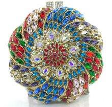 Frauen Abend-handtasche Wunderschöne Simulierte Perle Kristall Perlen Brauthochzeitsfest Taschen CrossBody Handtaschen Geldbörse