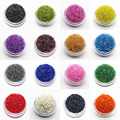 3000pcs Jewelry Glass Beads Czech Seed Spacer Beads 2mm Jewelry Making Findings Necklace Diy Beads