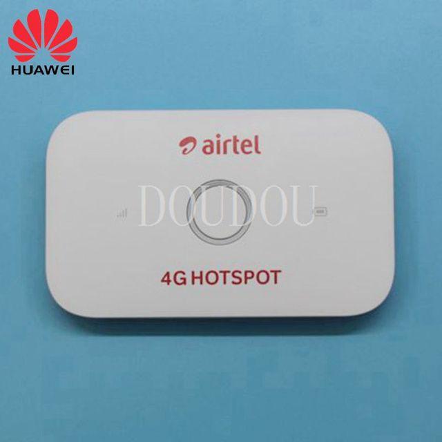 US $32 89 |Unlocked New HUAWEI E5573 4G LTE Cat4 E5573Cs 609 Mobile Hotspot  Wireless Router Pocket mifi PK HUAWEI E5577,E5776-in 3G/4G Routers from