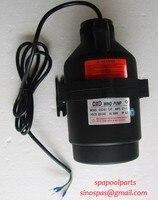 DXD 6I 0.25HP 200W 220V/50HZ hot tub spa air blower Wind Air Pump   Pumps Home Improvement -