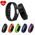 2016 Fashion Sport Smart Band Bluetooth 4.0 Smartband Heart Rate Monitor Actively Fitness Tracker Sleep Monitor Smart Bracelet