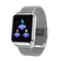 Smart Bracelet Men Fashion Digital Clock Heart Rate Monitor Call Reminder Sport Tracker Men's Smart Wrist Watches with Pedometer
