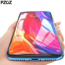 PZOZ для Xiaomi mi 8 9 cc9 Red mi 5a стекло закаленное Pocophone F1 6a mi A2 Lite Защитная пленка для экрана красное mi Note 5 6 7 pro стекло