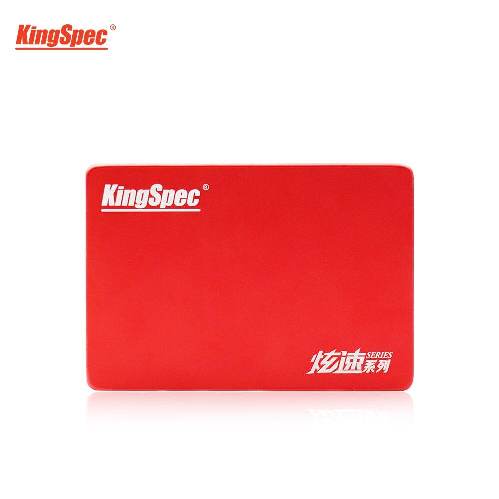 KingSpec 2,5 pulgadas SATA SSD 120 GB 128 GB SSD 240 GB SATAIII 256 GB HD Duro Disco interno disco duro para portátil Tablet Escritorio