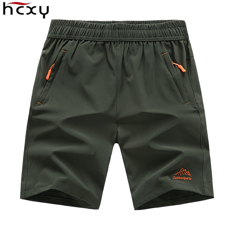 2018 summer Men Beach Shorts Quick Drying Short Pants Casual Shorts Homme Outwear Shorts Men Moda Praia Size 6XL 7XL 8XL 9XL