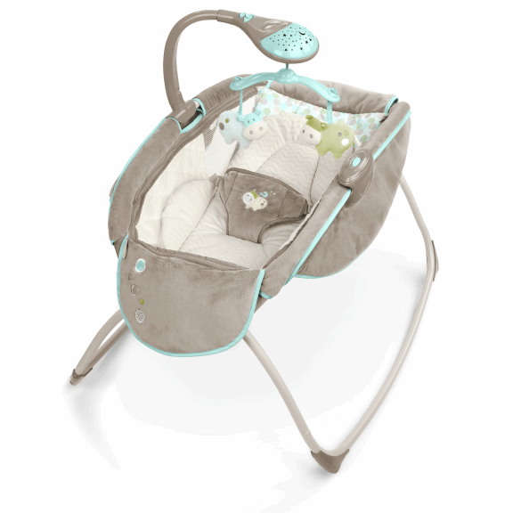 Miraculous Us 186 22 Moonlight Rocking Sleeper Deluxe Baby Cradle Electric Rocking Chair Music Stars Baby Crib Folding Bed In Cradle From Mother Kids On Squirreltailoven Fun Painted Chair Ideas Images Squirreltailovenorg