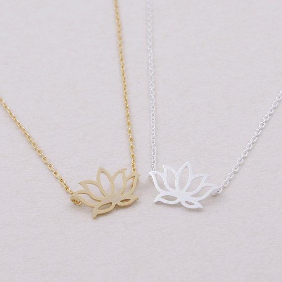 Rana Lotus hoja Baby verde oro-de colores remolque pedrería cadena larga collar