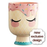 Girl Ceramic Vase Home Decoration Decoration Gift