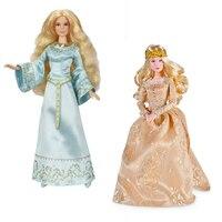 Collection Movie Maleficent Sleeping Beauty Princess Aurora Beloved Aurora Doll Joint Toy Children Birthday Gift