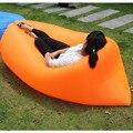 As Crianças Do Sofá Cama de Praia Preguiçoso Cama Inflável Inflável do bebê Crianças cadeiras Sofá Cama de Viagem Ao Ar Livre Saco de Dormir Inflação Livre