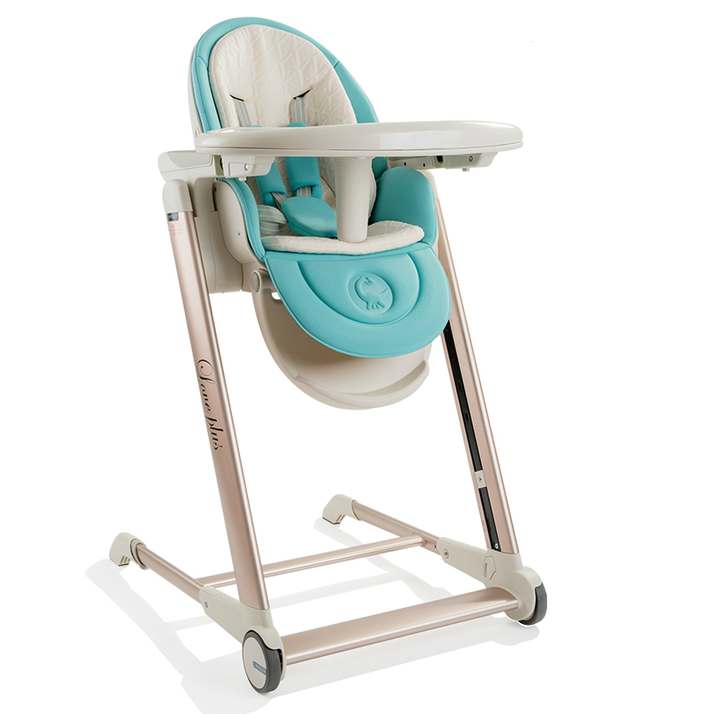 Beau Luxury Baby Trend Sit Right Baby High Chair Portable High Chair Feeding  Chair With Cover