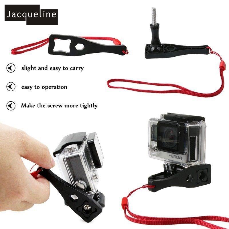 재클린 액세서리 키트 Gopro hero 6 5 4 3+ SJCAM for yi action - 카메라 및 사진 - 사진 5