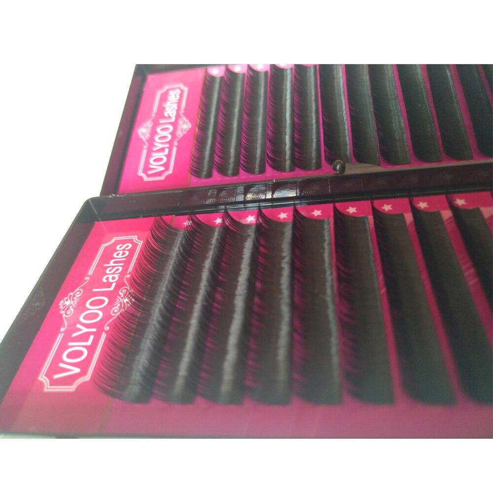 Cheap Price Volyoo 3 Case Jbcd Faux Mink Hair Silk Lashes Eyelash Extensions False Mink Eyelashes Extensions Lashes Fake Lashes Beauty & Health