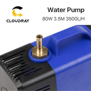 Image 3 - 水中ウォーターポンプ 80 ワット 3.5 メートル 3500L/h IPX8 220 用CO2 レーザー彫刻切断機