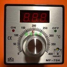 MF-704 Высокоточный термометр с цифровым дисплеем-аппаратура регулятора