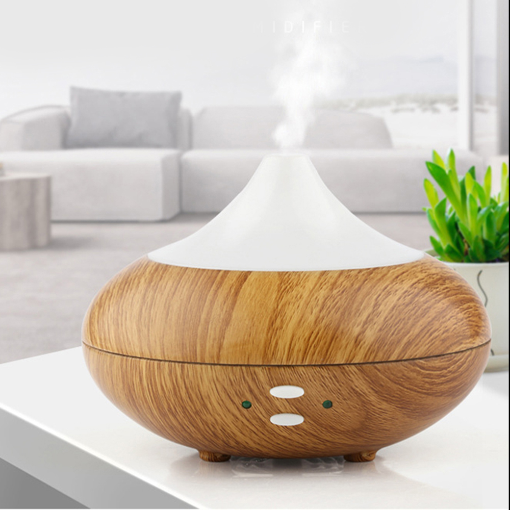 Air Humidifier Purifier Cool Mist USB Essential Oil Aromatherapy Aromatherapy Ultrasonic Aroma Diffuser LED night light