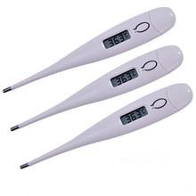 1 шт. цифровой ЖК-нагревательный термометр инструменты дети ребенок температура тела измерения
