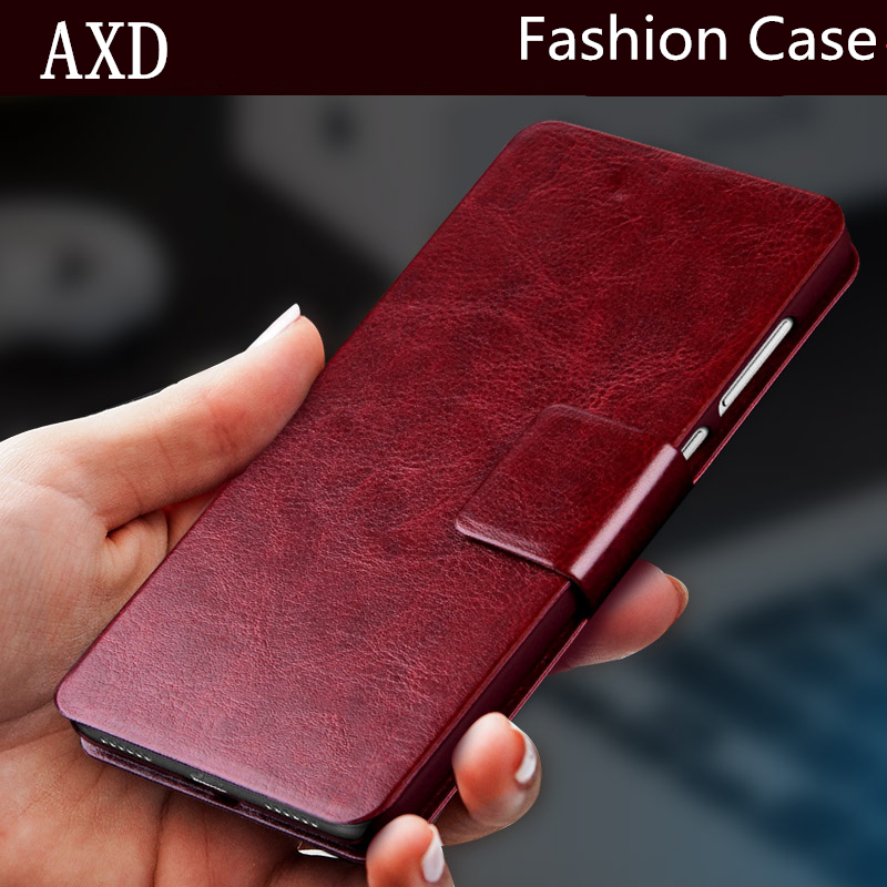 Luxury High-quality Classic For LG X Cam Flip Stand Cover PU Leather case For LG X Cam Cover K580 K580DS Protective Bag