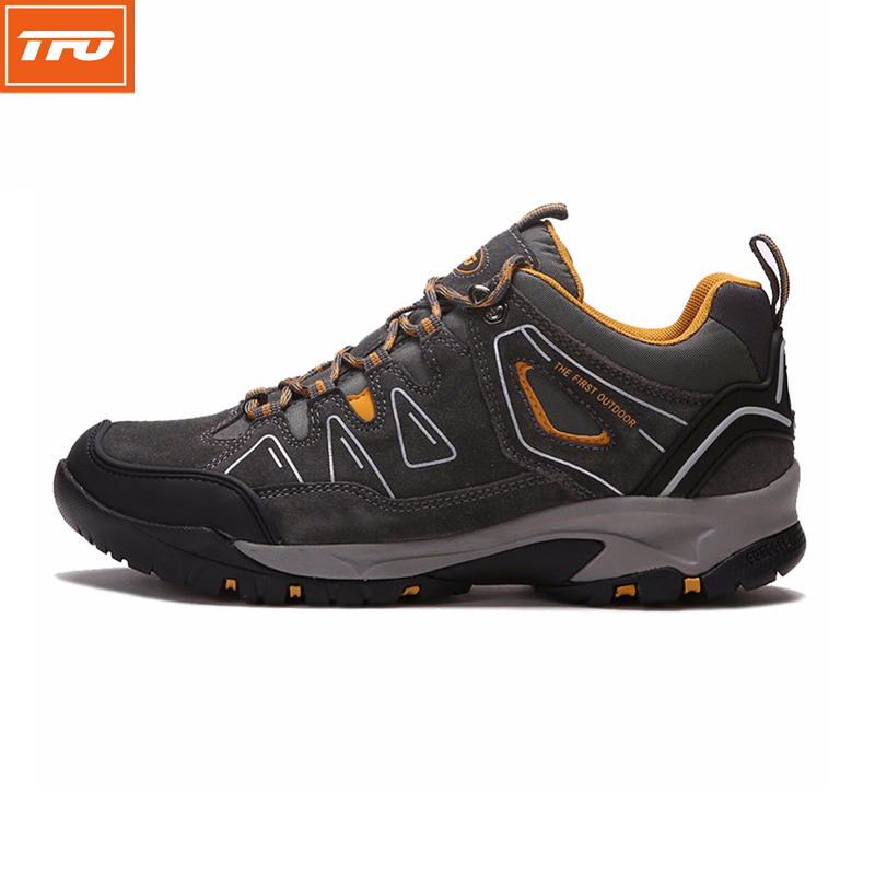 tfo newest designer walking shoes breathable outdoor