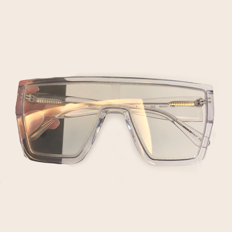 Größe Sol Sunglasses Frauen kasten Mode 2018 Acetat Sonnenbrille Sunglasses Sunglasses Oculos Rahmen no4 Female no3 Mit no2 No1 Große Brillen De goggle Für Verpackungs no5 Sunglasses Sunglasses Neue zXgqwT