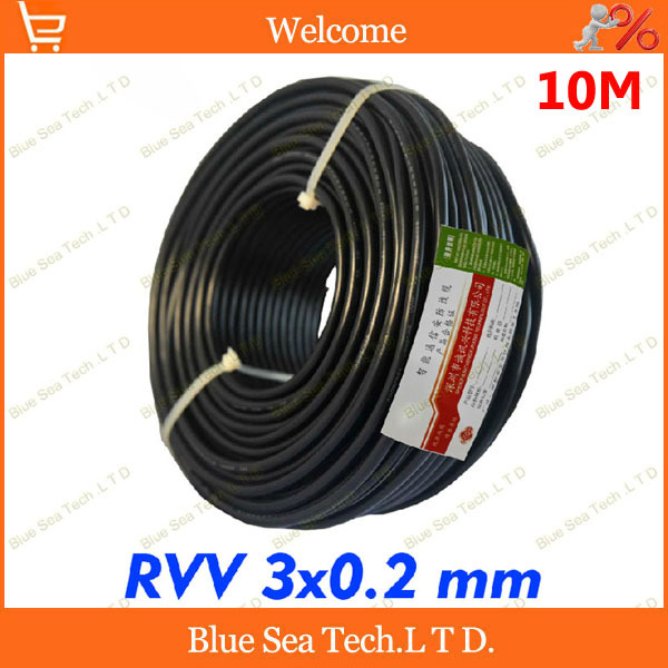 24 AWG 3 core/pole Cable PVC Cable For E-Bike electronic cables etc,RVV 0.2 sq wire RoHS,CCC Free Shipping24 AWG 3 core/pole Cable PVC Cable For E-Bike electronic cables etc,RVV 0.2 sq wire RoHS,CCC Free Shipping