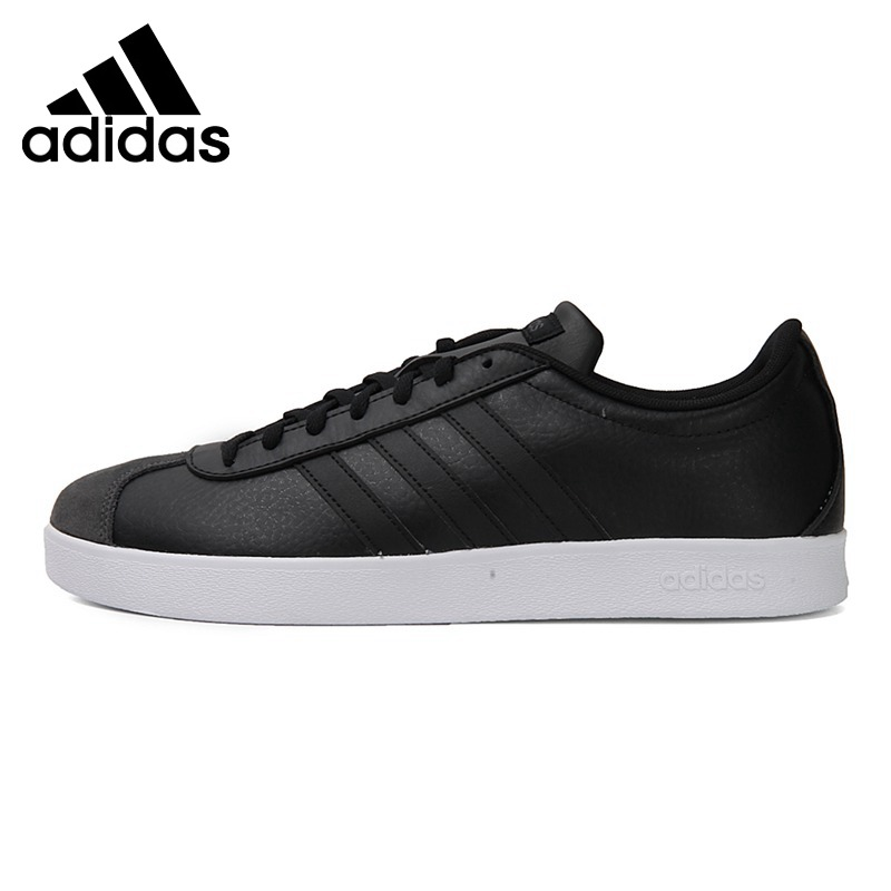 Original New Arrival  Adidas NEO Label VL COURT Men's Skateboarding Shoes Sneakers