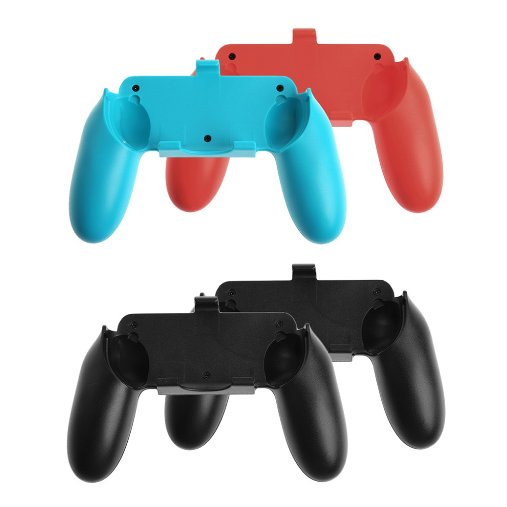 2Pcs/Set L+R Controller Gaming Grips Handles Holder For Nintendo Switch Joy-con for friends and children gift