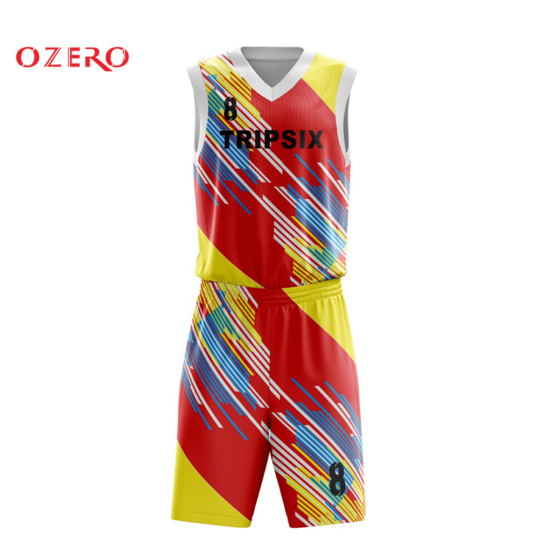 9e144f8aeee 2017 best latest basketball jersey uniform design color green blue black red  for men