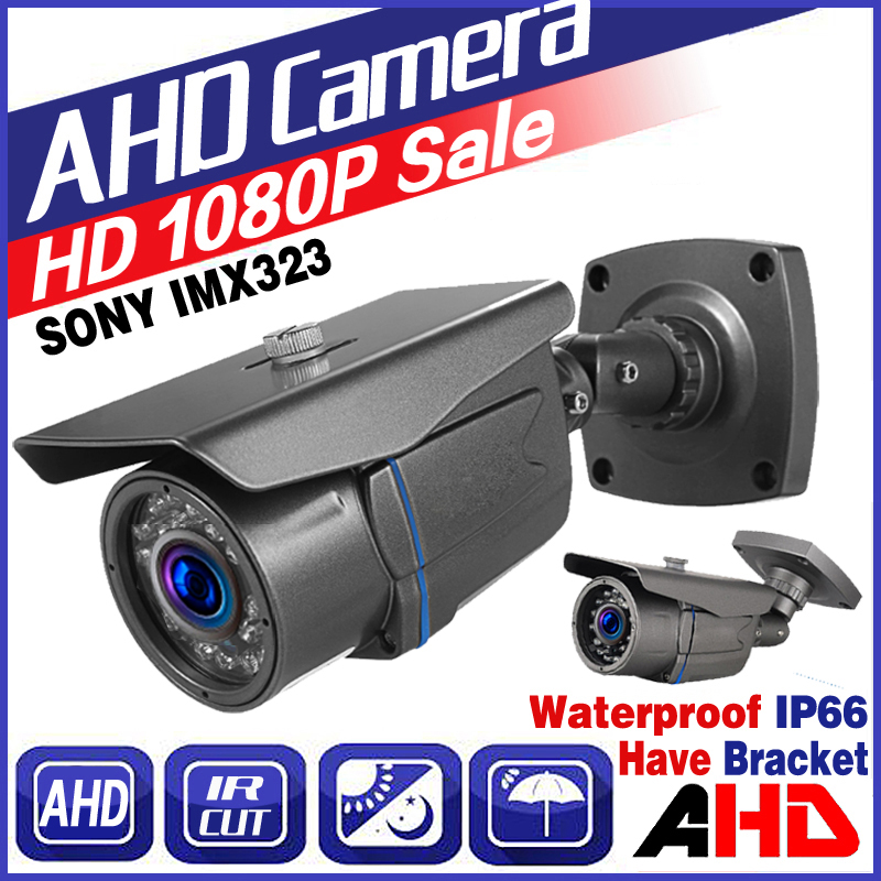 MELAT AHD CCTV CAMERA 3000TVL 720/960/1080P Security Surveillance AHD-N Camera HD 2.0MP Indoor PAL NTSC H.264 Night Vision IP66